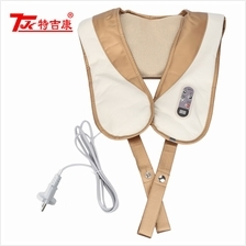 TJK TT - 605 MASSAGE SHAWLS CERVICAL VERTEBRA MASSAGER NECK SHOULDER W