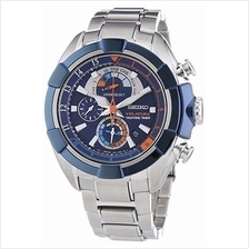 SEIKO Velatura Yachting Timer Quartz SPC143P1 SPC143 Mens Watch