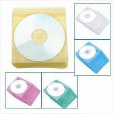 MELODY CASE CD POCKET REFILL 0.10MM (100PCS)