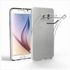 Samsung Note 2 3 4 5 S3 4 J710 J510 Tpu Clear Silicon Soft  Case Cover