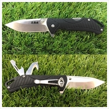 Sanrenmu 7089 SUX-PH StainlessSteel Multifunction Folding Knife/Knives