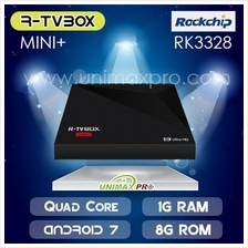 R-TVBOX MINI+ RK3328 Quad Core Android 7 1GB RAM 8GB ROM TV Box