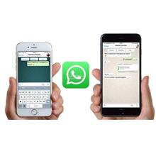 Migrate whatsapp from iphone to android Service