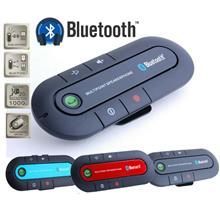 Smart Wireless/ Bluetooth Car Handfree/ Speaker/ Mic With Clip