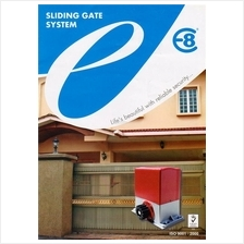 Mr. AutoGate E8 DC1000 DC Sliding Auto Gate