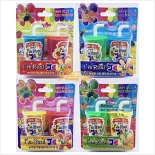 Funny Juice Monster slime 8pcs/set