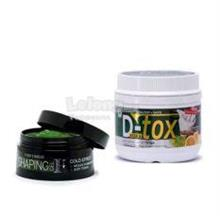 DTOX + SHAPING GEL SENDAYU TINGGI