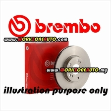 Brembo Perodua Myvi 1.0 1.3 Daihatsu Move L6 L9 Turbo Front Brake Disc