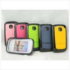 Samsung Champ Neo Duos c3262 Mercury Sillicone TPU SOFT CASE Casing