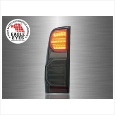 TOYOTA HILUX VIGO 2004 - 2014 EAGLE EYES Full Smoke Lens LED Tail Lamp