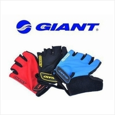 Original GIANT Half Finger Cycling Glove Bicycle mountain bike fashion