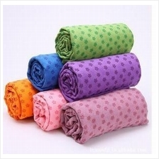 YS002 Anti-slip Yoga Mat Towel FREE Carrying bag