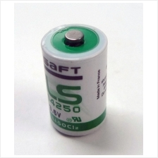 Saft LS14250 1/2AA 3.6V PLC industrial automation CNC lithium battery