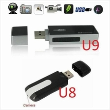 U8 / U9 Spy Pinhole Pen Drive PenDrive lighter mini DV DVR Camera