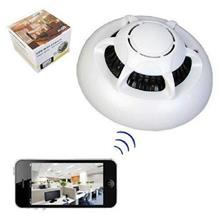 SPY UFO Smoke Detector Pinhole Wifi IP Camera for Android / iPhone