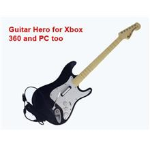 Wired Guitar for xbox360 and PC - Guitar Hero Rock Band