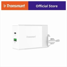 Tronsmart W2DT 48W USB-C 2-Port Wall Charger with Power Delivery