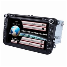 DK8015 8 INCH DOUBLE DIN WCE UNIVERSAL CAR STEREO VIDEO PLAYER GPS NAV