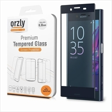 XPERIA XZ Screen Protector, Orzly 2.5D Pro-Fit Tempered Glass