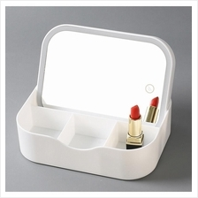 LED Portable Make up Mirror Touch Screen