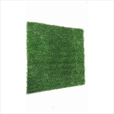 10MM Artificial Fake Synthetic Grass Diy Garden Balcony Wall 1' X 1' F