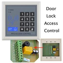 RFID PASSWORD / CARD DOOR ACCESS ATTENDANCE SYSTEM WITH INSTALLATION