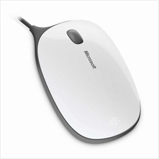 Microsoft Express Mouse (White/Grey) (clear stock)