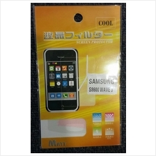 Samsung S8600 Wave 3 Screen Protector
