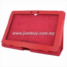 Asus Eee Pad Transformer TF300 Leather Case - Red