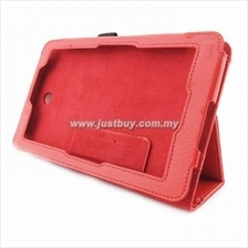 Asus Fonepad ME371 Leather Case - Red