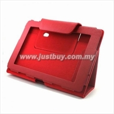 Asus Padfone Station Premium PU Leather Case - Red