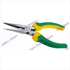 WYNNS LONG NOSE PLIERS WITH SIDE CUTTER 150MM (C106L)