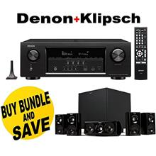 Denon AVR-S720W 7.2 Channel Full 4K Ultra HD AV Receiver with Built-In