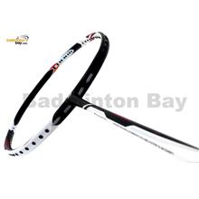 Yonex Duora Z-Strike White Black DUO-ZS SP Badminton Racket (3U-G5)