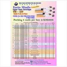 KONICA MINOLTA TN-119 Compatible MONO Copier Toner Cartridge