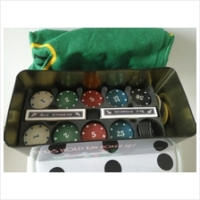 FLEAMARKET GAMBLE GAME BOX