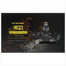 Nitecore HC33 Cree XHP35 HD LED Headlamp/Flashlight - 1800 Lumens