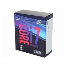 INTEL CORE I7 8700K 3.7GHZ SOCKET 1151 PROCESSOR (BX80684I78700K)