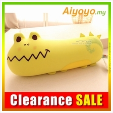 Animals Pillow 40CM CROCODILE Stuffed Plush Soft Toy Teddy Doll Toys Cushion P