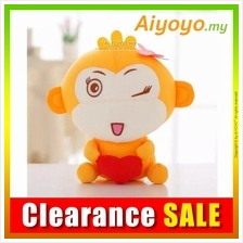 YoYoCiCi Bean Toy 20CM GIRL Stuffed Plush Soft Toy Teddy Doll Toys Cushion Pil