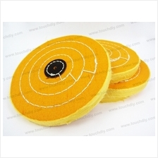 Buffing Wheel Yellow Treated (6 inch)