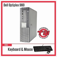 Dell Optiplex 960 Desktop PC (Refurbished)