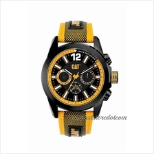 Genuine Caterpillar CAT YO.169.64.124 Big Twist Black/Yellow Watch