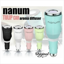 Nanum Tulip 2 in 1 Car Aromatherapy Diffuser/ USB Charger