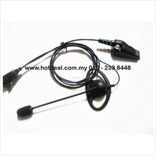 Ptt Handfree side earpiece