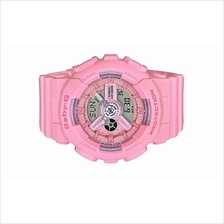 Casio Baby-G Pink Color Series Sport Watch BA-110-4A1DR