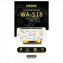 WK WA-S18 Pyramid Anti Slip Universal Car Holder Dashboard Mat
