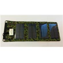 Solar Charger Panel Dual USB 7 Watt + iSolar Controller
