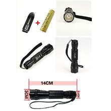Ultrafire 501B Flashlight Torchlight T6 LED