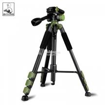 DPOTORPADP SYS 100 ALUMINUM TRIPOD FOR CAMERA WITH 3D TRIPOD HEAD 4 SE